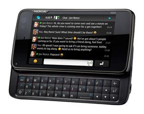 Le Nokia N900 pour le début décembre