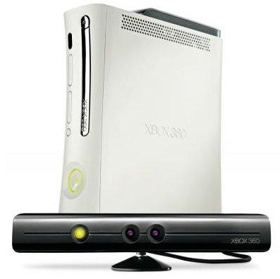 Microsoft Project Natal en vente en novembre 2010