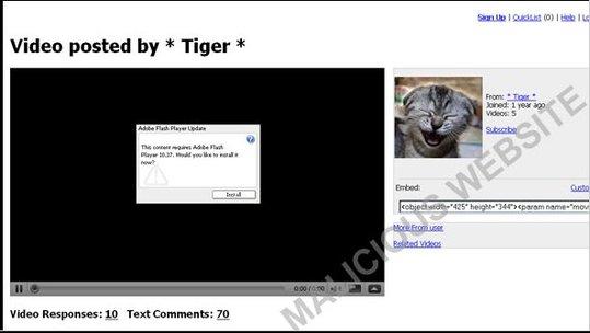 Google Reader serait infecté par un virus !!!