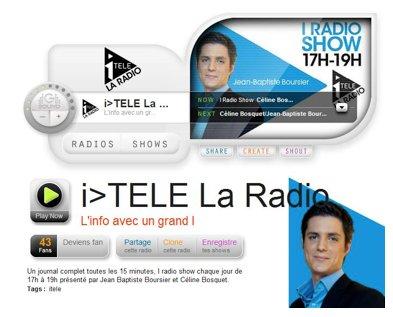 i>TELE La Radio - Vers la radio à la demande