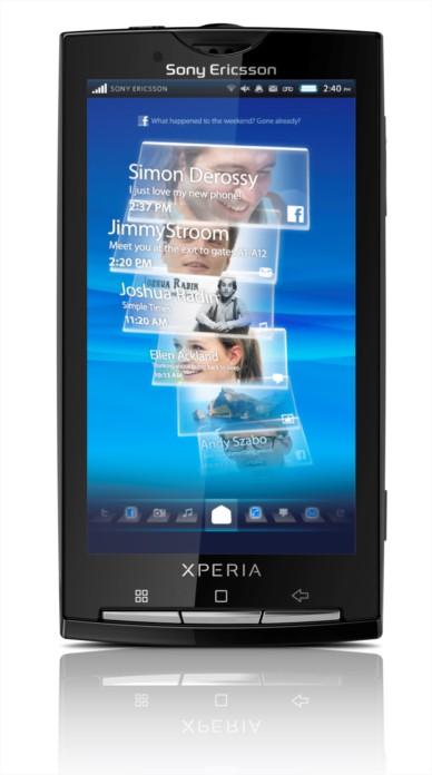 Sony Ericsson Xperia X10 - On va bientôt savoir ce qu'il a dans le ventre :)