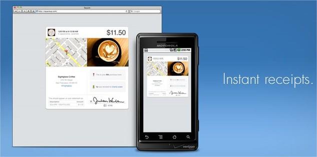 Square Up - Le paiement par carte bleue via mobile