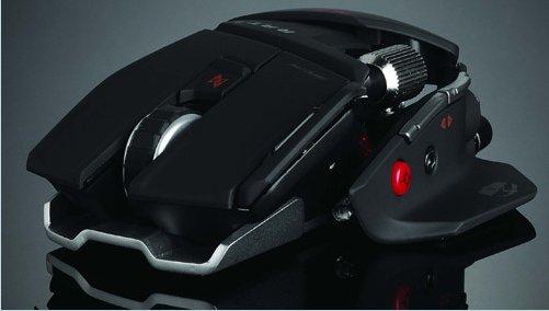 (CES 2010) Mad Catz Cyborg R.A.T. Mouse - une souris dites vous ?