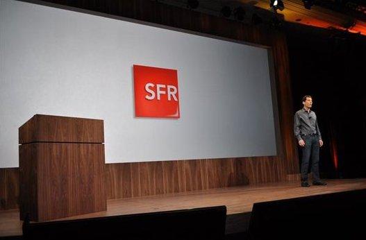 Le Palm Pre arrive en France chez SFR
