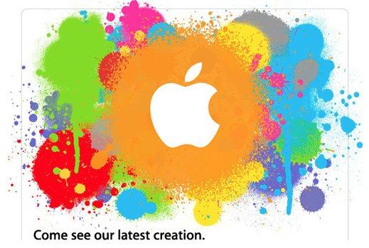 Keynote du 27 janvier 2010 confirmée par Apple