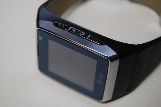 Test de la montre téléphone LG