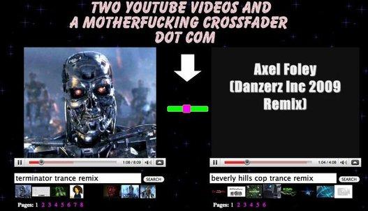 Hey DJ , ça te dit de mixer avec Youtube ?