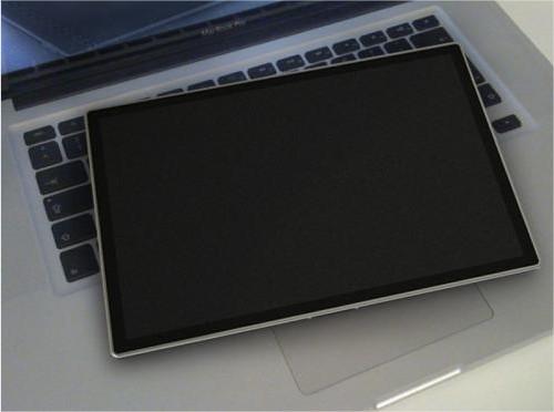 Est ce la vrai tablette tactile d'Apple ?