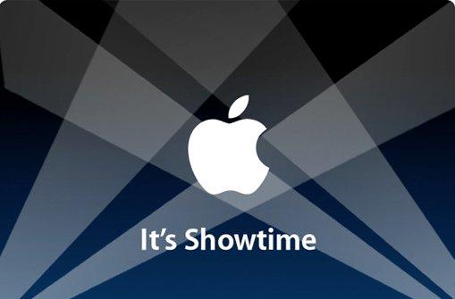 Keynote Apple en direct live mercredi 27 janvier 2010