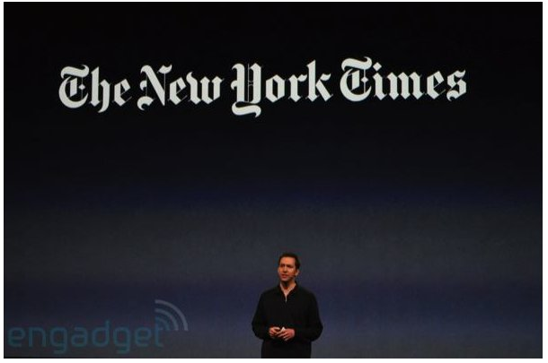 Keynote Apple 2010 - Le résumé en Live et en images