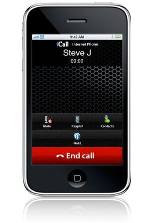 La VOIP 3G arrive sur l'iPhone