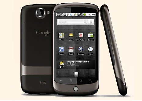 Le Nexus One devient officiellement Multi Touch