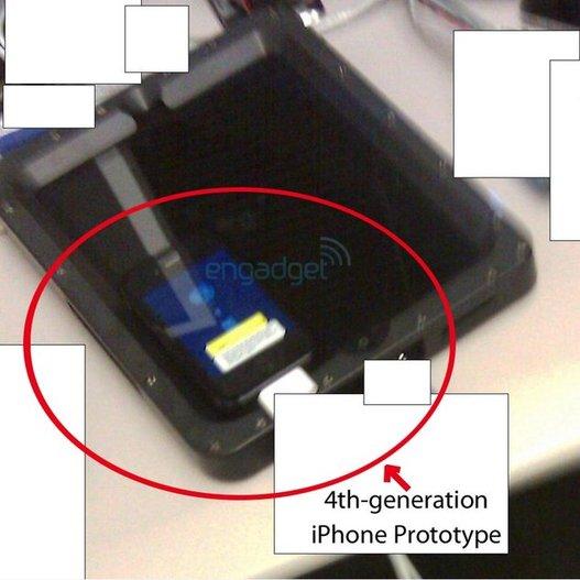iPhone 4G - La première photo ?