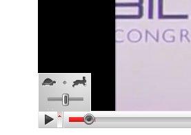 Variation de la vitesse de lecture sur Youtube