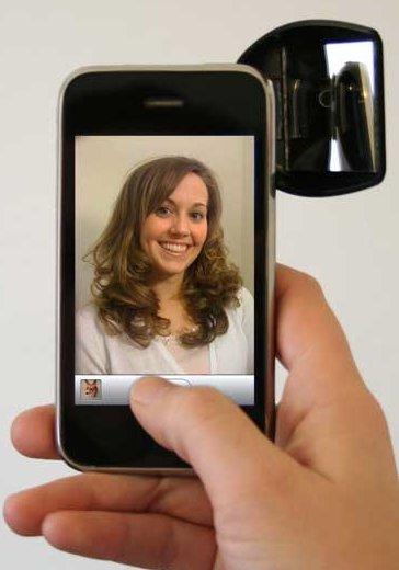 iSnapMe, le gadget idéal pour Chatroulette sur iPhone