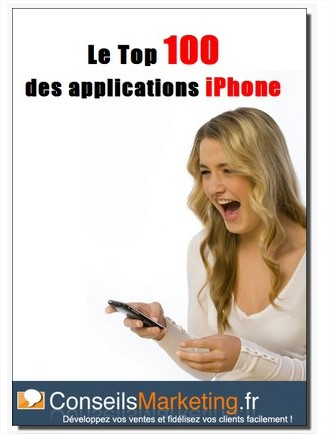 Le Top 100 des applications iPhone - eBook gratuit