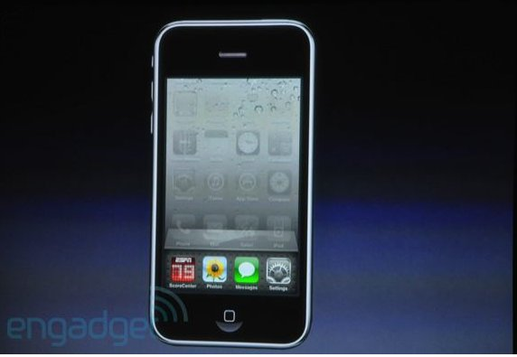 Keynote Apple iPhone OS 4 - Le résumé en Live