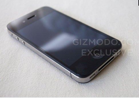 iPhone 4G ou iPhone HD - Le futur iPhone d'Apple en photos