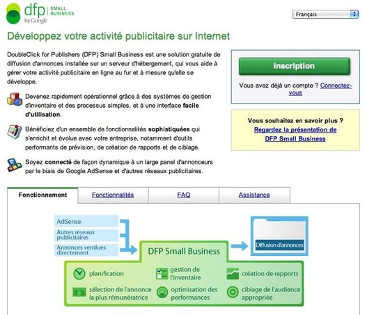 DFP Small Business - Le nouveau nom de Google Ad Manager