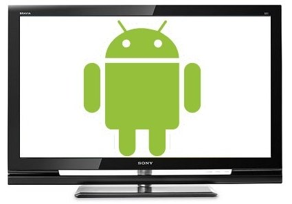 DragonPoint - La TV Google Android arrive chez Sony fin Mai 2010