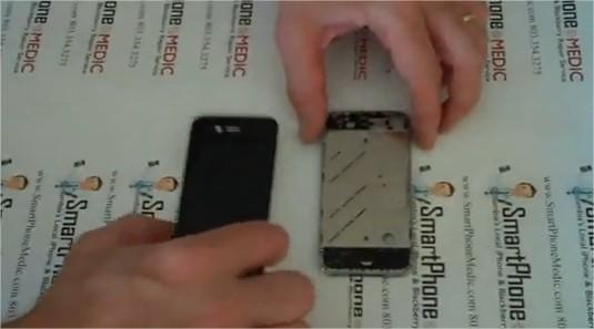 iPhone 4G / HD - Une nouvelle vidéo