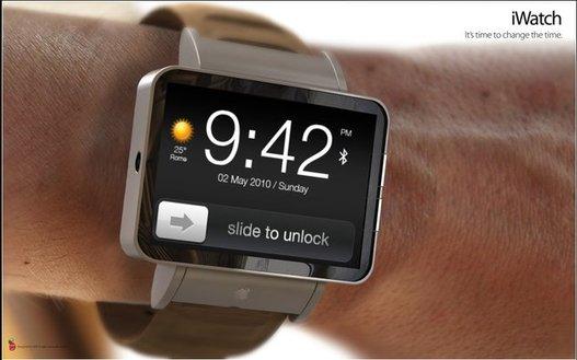 iWatch - Un concept de montre pour Apple