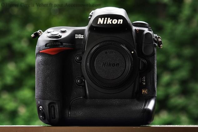 A Venir : test du Nikon D3x - Le studio full-frame