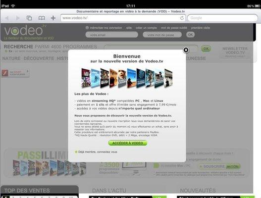 iPad - Toutes premières impressions