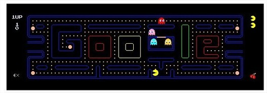 Google Pacman - 120 millions de dollars plus tard