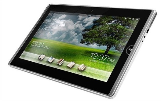 Asus Eee Pad - Asus officialise ses tablettes tactiles