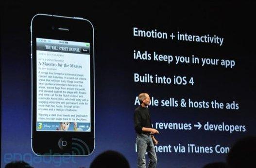 Live WWDC Juin 2010 Keynote Apple - Le résumé en direct ( La suite )