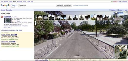 Google Street View : Les utilisateurs peuvent ajouter leurs photos