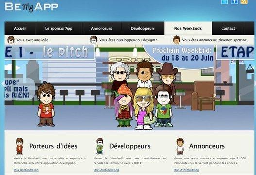 BeMyApp - Création d'appli iPhone iPad en 48 heures