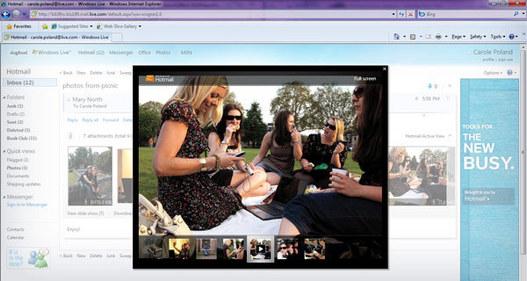 Microsoft va mettre à jour Windows Live Hotmail