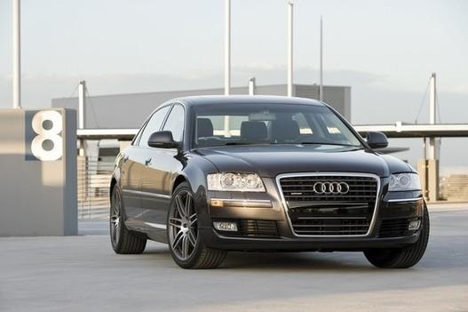 Audi équipe son A8 de Wifi