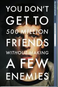 """Le film """"The Social Network"""" sort en Octobre"""