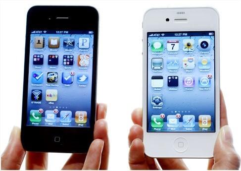 iPhone 4 - 1.7 millions d'iPhone vendus