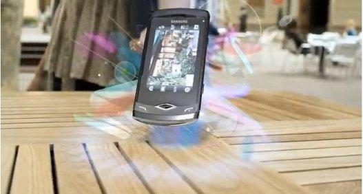 Pub TV Samsung Wave - elle déchire