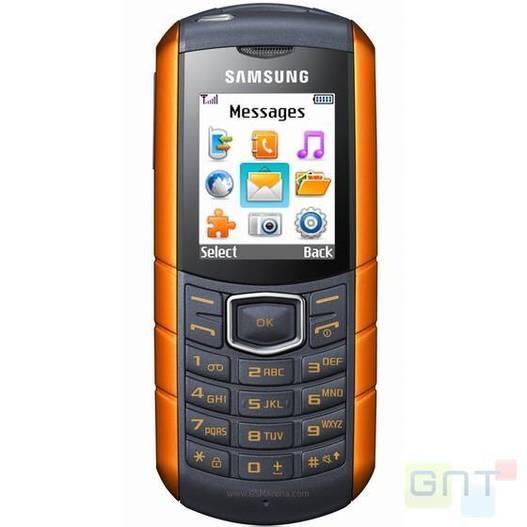 Le Samsung E2370 Xcover en a dans le ventre