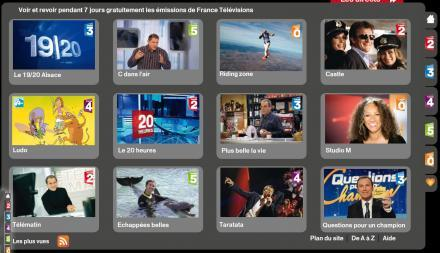 Freebox TVReplay - Free propose un abonnement Premium