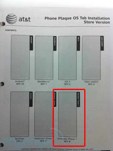 La sortie de Windows Phone 7 serait plus tôt que prévu