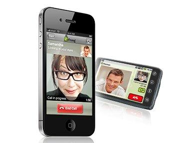 Fring pour iPhone iOS4 - appels vidéos en 3G vers Android et Symbian
