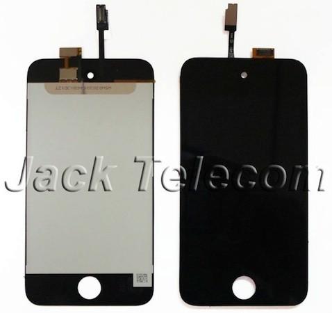 Une caméra frontale pour le prochain iPod touch ?