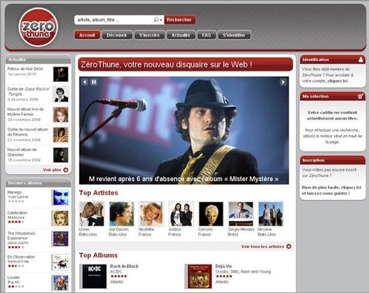 Top 9 <b>de</b> meilleurs <b>sites</b> <b>de</b> <b>téléchargement</b> <b>de</b> la <b>musique</b> <b>gratuits</b>
