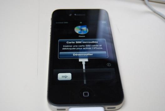 Mon iPhone 4 est mort et les problèmes commencent