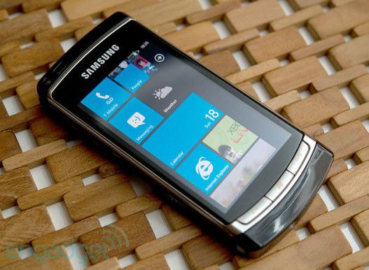 Windows Phone 7 - Les premières impressions arrivent !