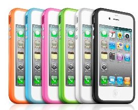Bumper iPhone 4 - Un morceau de caoutchouc à 175 Millions de $