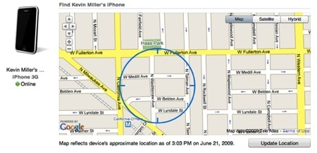 Voler un iPhone et se faire retrouver en 10 minutes !
