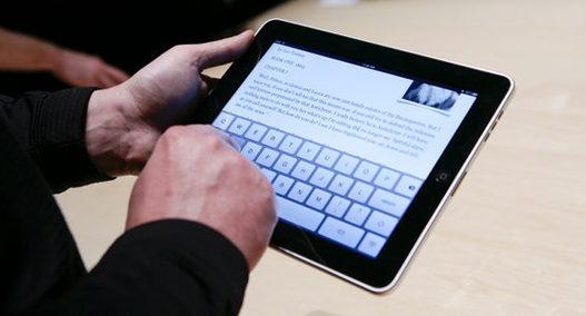 L'iPad n'a pas fait un carton en Belgique