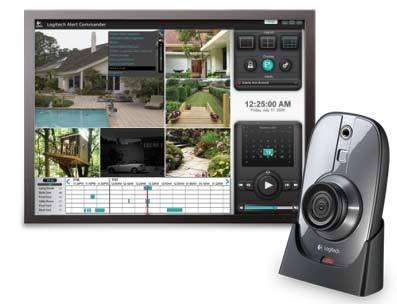 La vidéo-surveillance HD avec Logitech Alert